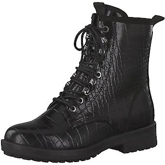 Chaussons Low Heels Black Croco