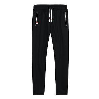 Men's Sports Joggers Straight Cylinder Pants Gym/jogging Trousers