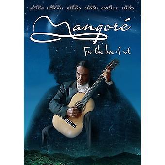 Mangore [DVD] USA import