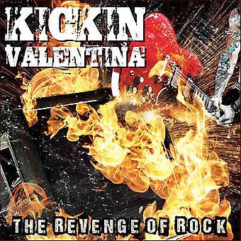 Kickin Valentina - Revenge Of Rock [Vinyl] USA import