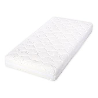 Lorelli Cot Mattress Top Exclusive 120 x 60 x 13 cm Couverture douce Amovible