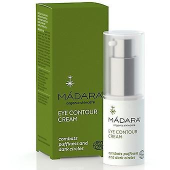 Mádara Eye Contour Cream / Crema Contorno De Ojos, 15ml