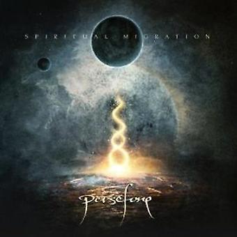 Persefone - Spiritual Migration (Gold Vinyl) [Vinyl] USA import
