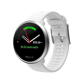 Polar IGNITE Smartwatch WHITE-SILVER M-L - 90071067