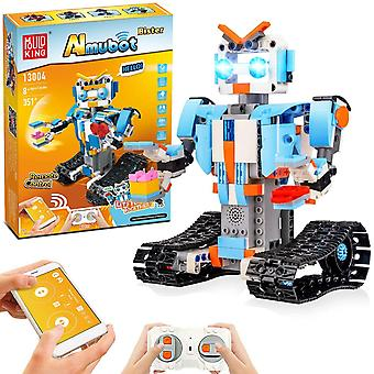 Wokex Roboter Spielzeug Bausatz, 351-tlg Bausatz fr Ferngesteuerte Bildungsroboter fr Kinder ab 8