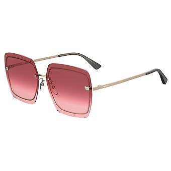 Moschino Asian Fit MOS085/G/S C9A/3X Red/Pink Ds Sunglasses