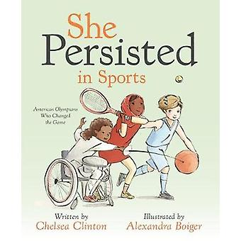 She Persisted in Sports American Olympians Who Changed the Game