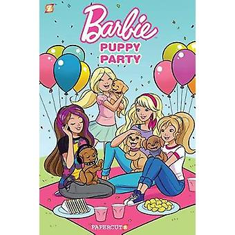 Barbie Puppies 1 Puppy Party Barbie Puppies Graphic Novels