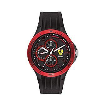 Scuderia Ferrari Quartz Watch with Silicone Strap 830721