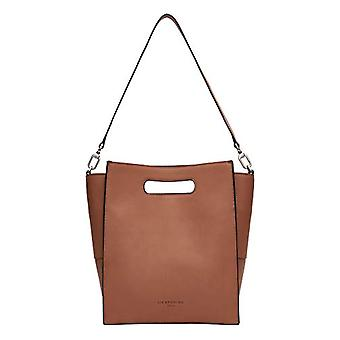Liebeskind Berlin 2056404005, Long duration. Donna, City Brown, Large