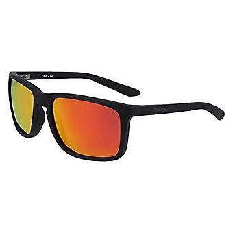 Dragon Dr Melee Ion Sunglasses, Matte Black, 59mm, 18mm, 135mm Men's