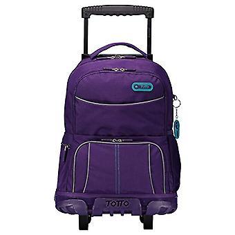 Totto Mochila Rue Bomper Yel Casual Backpack 40 centimeters 25 Multicolor (Multicolor)