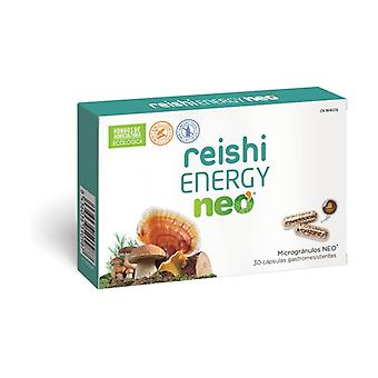Reishi Energy 30 kapslar