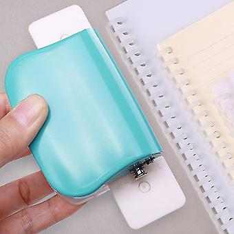 Diy Hole Puncher, Loose Leaf Punch, Handmade Paper For Office