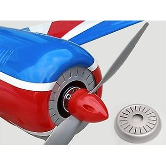 Radial engine scale cover (YAK54,55 etc)