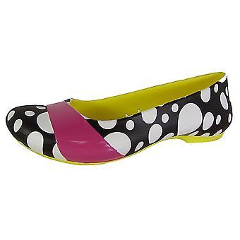 Crocs Femmes Gianna Mondo Dot Chaussures Plates