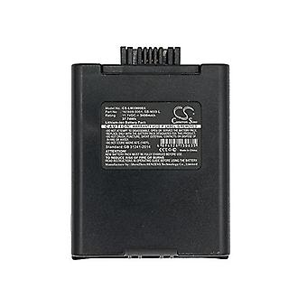 Cameron Sino Lmx900Bx Battery Replacement Honeywell Barcode Scanner