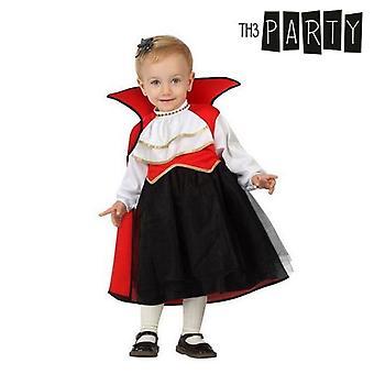 Fantasia para Bebês Vampiros (4 Pcs)