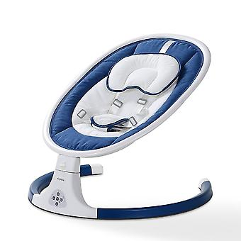 Electric Baby Cradle Crib Rocking Chair, Baby Bouncer Chair