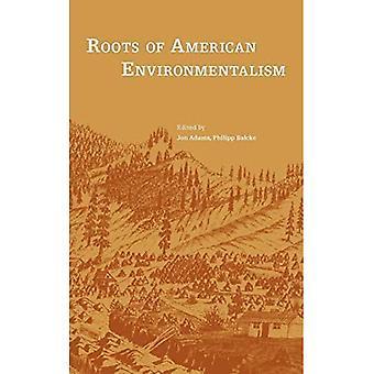 Radici dell'ambientalismo americano