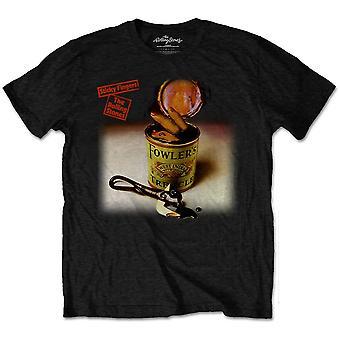 The Rolling Stones - Sticky Fingers Treacle Miesten suuri T-paita - Musta
