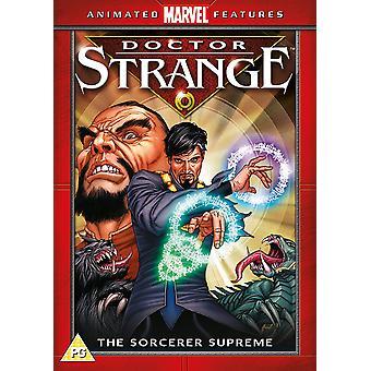 Doctor Strange Re-sleeve DVD