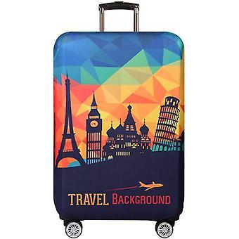 Travel Luggage Trolley Case