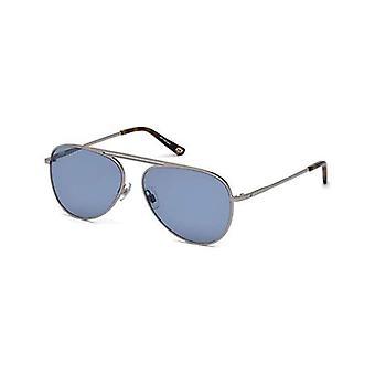 Unisex Solglasögon WEBB GLASÖGON Blå Silver (ø 58 mm)