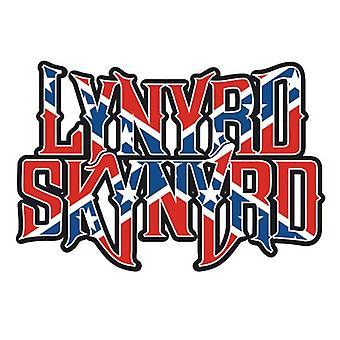 Lynyrd Skynyrd - Flagge Grußkarte