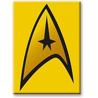 Imã do logotipo dos Capitães de Star Trek