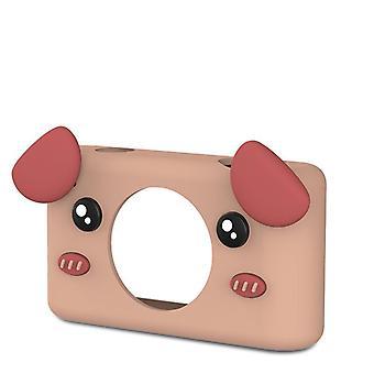 Детский мультфильм цифровая камера силикагель защитная оболочка спортивной камеры toy
