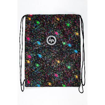 Hype Splat Drawstring Bag