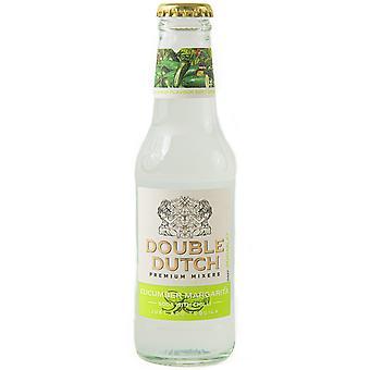 Double Dutch Cucumber Margarita Soda with Chilli