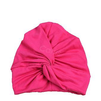 Lasten puuvillasekoitukset hattu