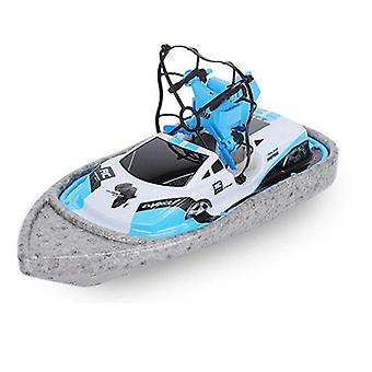 RC Mini Drone Boat Car Triphibian Vehicle Helicopter Drone