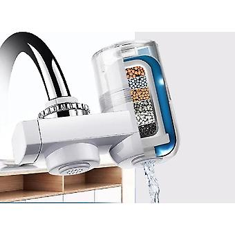 Faucet handles controls innovative tap guard water purifier for kitchen sink