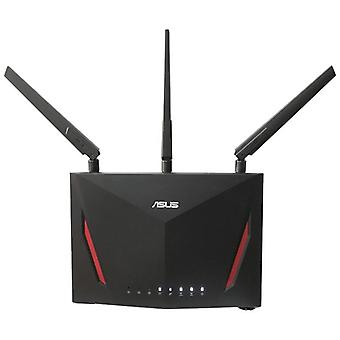 ASUS Wi Fi Router RT AC86U AiMesh Whole Home WiFi System 802.11AC Dual Band Wireless Routers