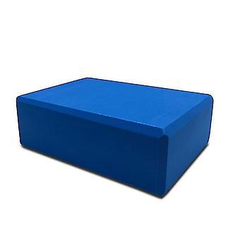 Yoga pilates blocks eva pilates and yoga block bricks for sports  exercise  gym  workout  stretching aid  body shaping