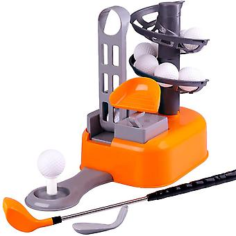 Golf Toy Set 3,4,5,6,7,8 Year Old Children Male And Female Outdoor Training Gifts