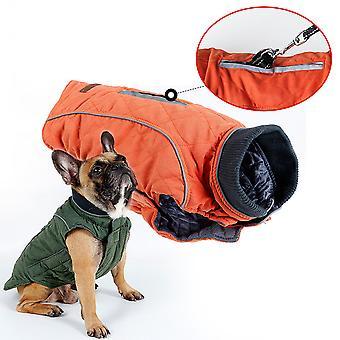 Dog Clothes. Dog Vest. Dog Jacket. Dog Coat. Warm And Padded Jacket. Dog Cotton Clothes. (xx-large)