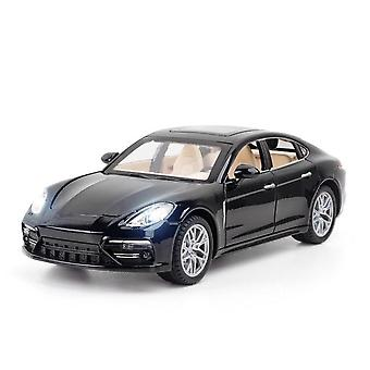 Model Toys Metal Diecast Alloy Vehicles Models With Pull Back Function Toys With Light And Sound