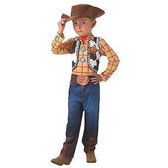 Toy Story Kisgyermek Woody Classic jelmez
