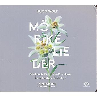 Wolf / Fischer-Dieskau / Richter - Morike Lieder [SACD] USA import