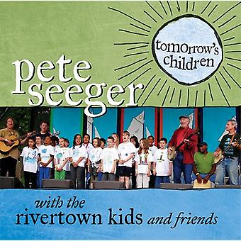 Pete Seeger & the Rivertown Kids - Tomorrow's Children [CD] USA import