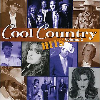 Cool Country Hits - Vol. 2-Cool Country Hits [CD] USA import