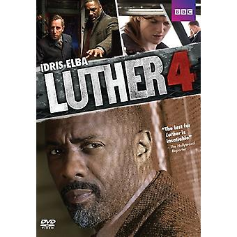 Luther 4 [DVD] USA import