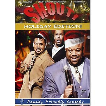 Shout: Holiday Edition [DVD] USA import
