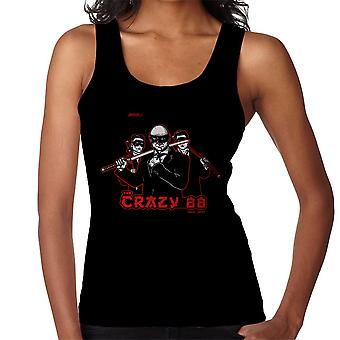 Join The Gang Crazy 88 Kill Bill Women's Vest
