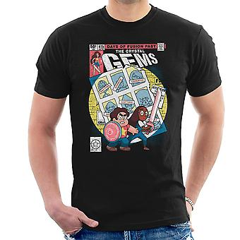 Days Of Fusion Past Steven Universe Men's T-Shirt