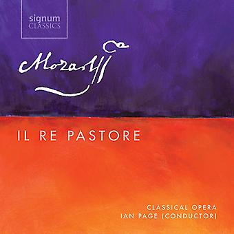 Mozart / Ainsley / Orchestra of Classical Opera - Il Re Pastore K. 208 [CD] USA import